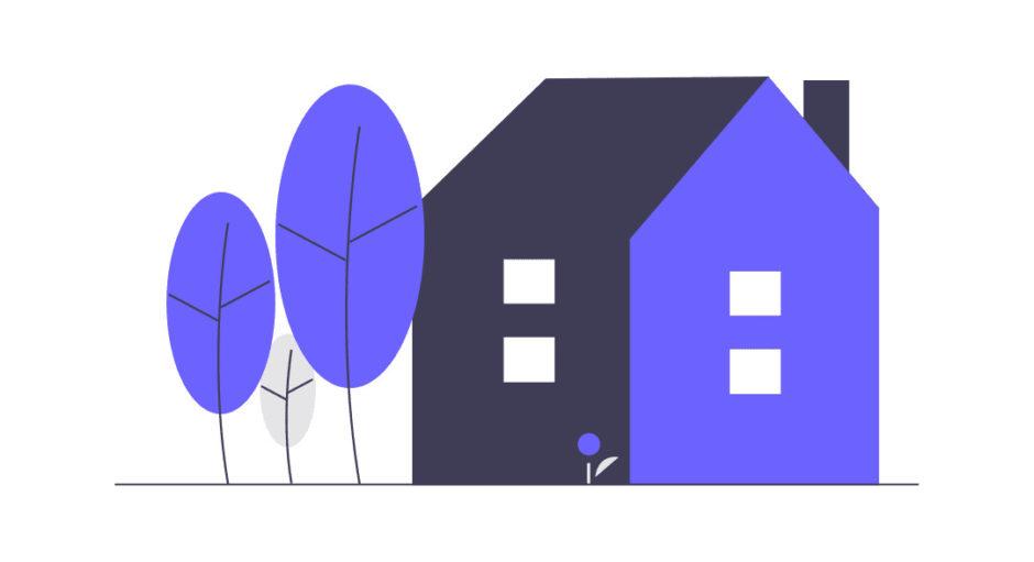 家の画像。