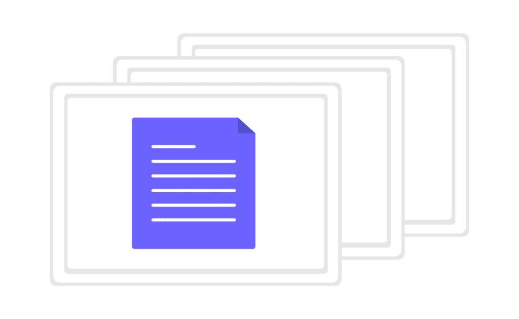 テキストファイルの画像。